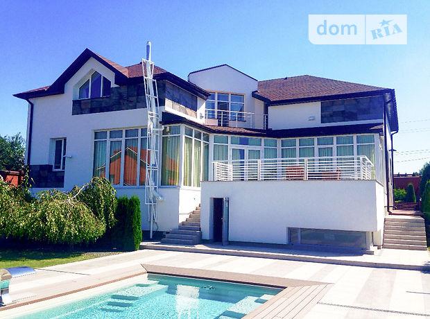 двухэтажный дом с камином, 460 кв. м, кирпич. Продажа в Новоалександровке (Днепропетровская обл.) фото 1