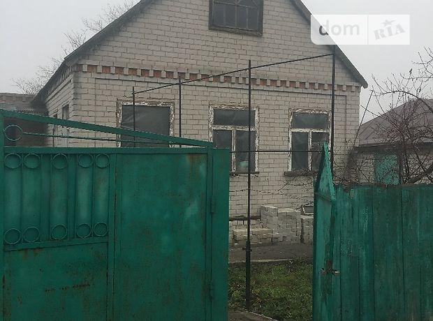 одноэтажный дом, 65 кв. м, кирпич. Продажа в Обуховке (Днепропетровская обл.) фото 1