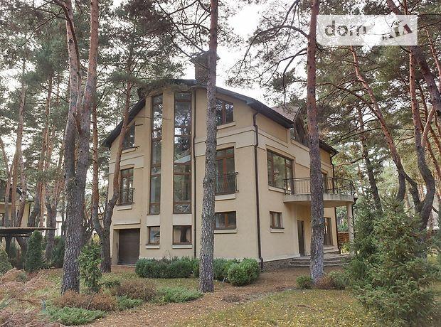 трехэтажный дом с камином, 450 кв. м, кирпич. Продажа в Орловщине (Днепропетровская обл.) фото 1