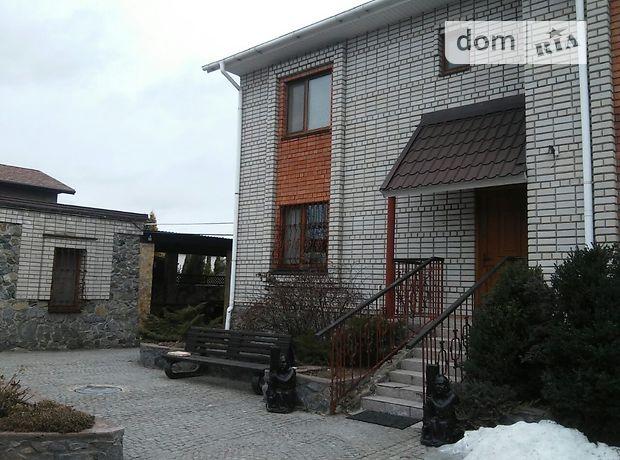 двухэтажный дом с камином, 327 кв. м, кирпич. Продажа в Днепропетровске район Победа фото 1