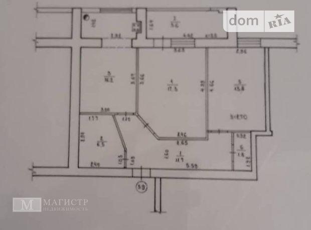Продажа дома, 76м², Днепропетровск, р‑н.Победа, Набережная Победы улица, дом 136 а