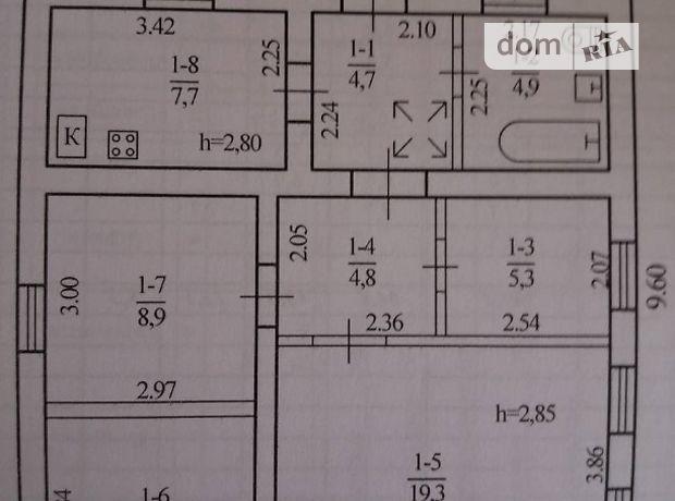 Продажа дома, 70м², Днепропетровск, р‑н.Рабочая, Рабочая улица