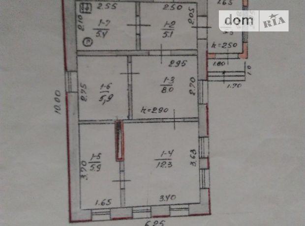 Продажа дома, 48м², Днепропетровск, р‑н.Самарский, Живописная, дом 90