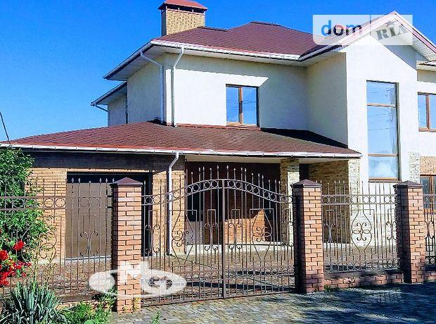 одноэтажный дом с камином, 290 кв. м, кирпич. Продажа в Юбилейном (Днепропетровская обл.) фото 1
