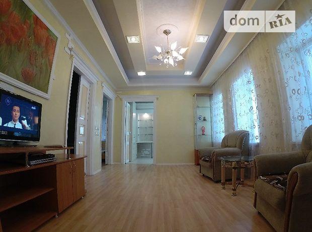 одноэтажный дом с гаражом, 80 кв. м, кирпич. Продажа в Донецке район Будённовский фото 1