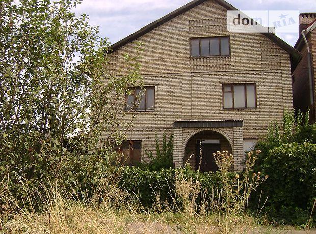 трехэтажный дом с камином, 350 кв. м, кирпич. Продажа в Донецке район Калининский фото 1