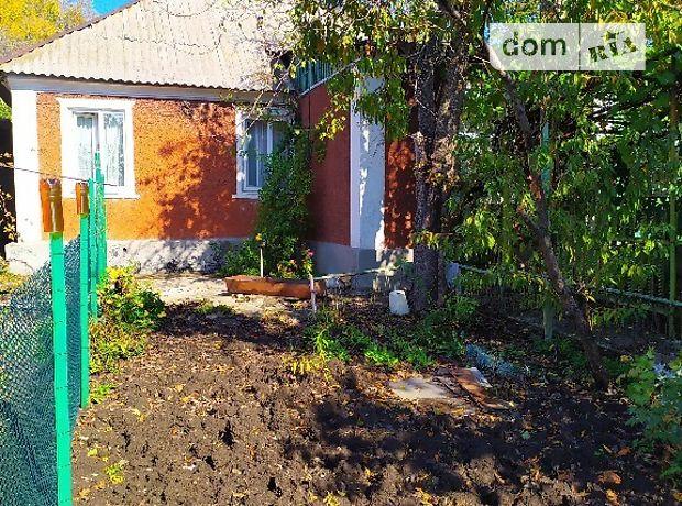 одноэтажный дом с садом, 60 кв. м, наливной. Продажа в Донецке район Калининский фото 1