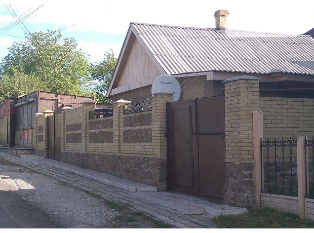 одноэтажный дом с камином, 80 кв. м, кирпич. Продажа в Донецке район Куйбышевский фото 1