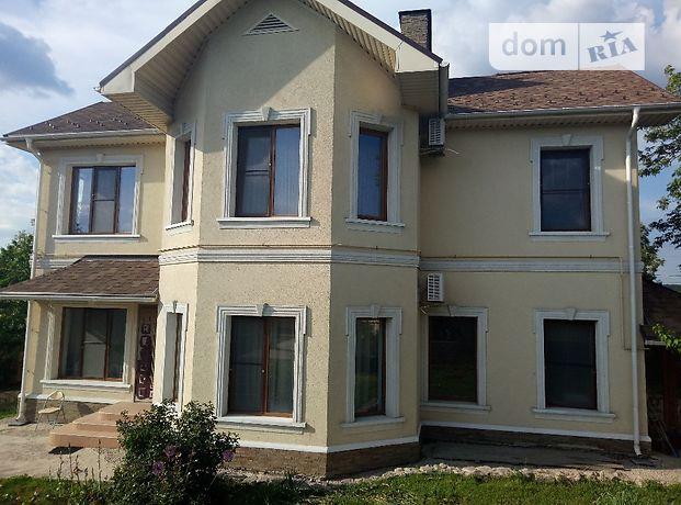 двухэтажный дом с камином, 300 кв. м, газобетон. Продажа в Донецке район Широкий фото 1