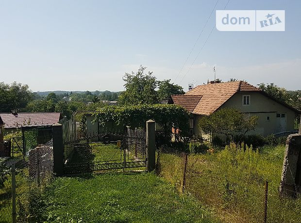 двухэтажный дом с камином, 90 кв. м, дерево и кирпич. Продажа в Стебнике (Львовская обл.) фото 1