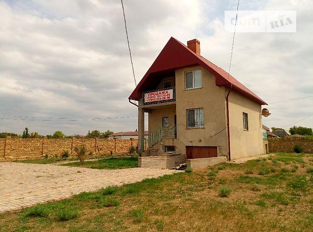 двухэтажный дом с террасой, 192.7 кв. м, кирпич. Продажа в Витино (Автономная республика Крым обл.) фото 1