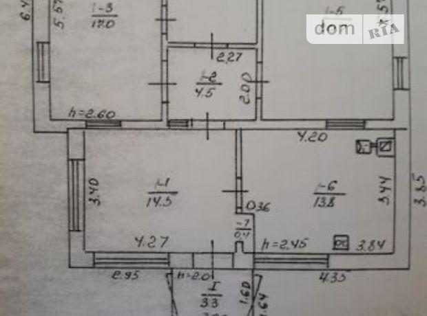 Продажа дома, 79м², Киевская, Фастов, c.Боровая, Озерная улица, дом 3