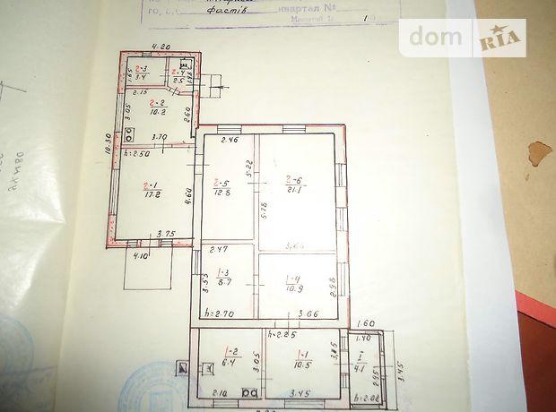 двухэтажный дом с садом, 144 кв. м, кирпич. Продажа в Фастове район Фастов фото 1