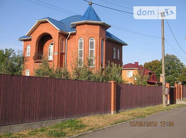 двухэтажный дом с камином, 276.8 кв. м, кирпич. Продажа в Гайсине район Гайсин фото 1