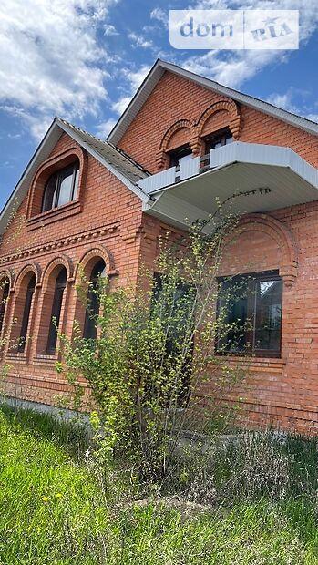 двоповерховий будинок з мансардою, 200 кв. м, цегла. Продаж в Гайсині, район Гайсин фото 1