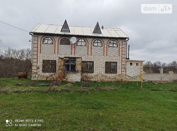 двоповерховий будинок з каміном, 190.9 кв. м, цегла. Продаж в Гранові (Вінницька обл.) фото 1