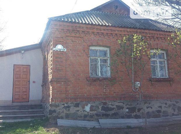 Продажа дома, 54м², Винницкая, Гайсин, Ивана Богуна переулок