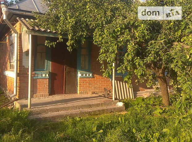 одноповерховий будинок з садом, 80 кв. м, цегла. Продаж в Кущинцях (Вінницька обл.) фото 1