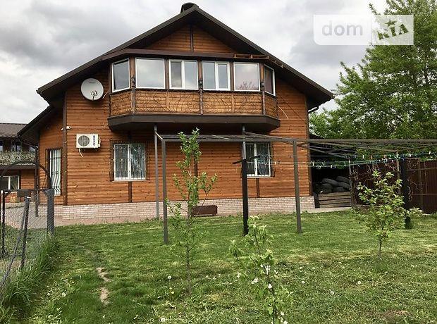двоповерховий будинок з каміном, 200 кв. м, цегла. Продаж в Степашках (Вінницька обл.) фото 1
