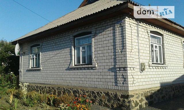 одноэтажный дом с отоплением, 90 кв. м, кирпич. Продажа в Гайвороне фото 1