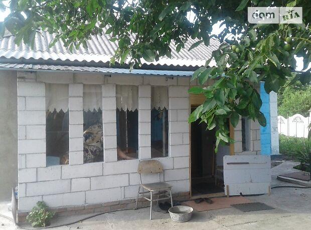 одноэтажный дом с подвалом, 46.25 кв. м, глинобитный. Продажа в Гайвороне фото 1