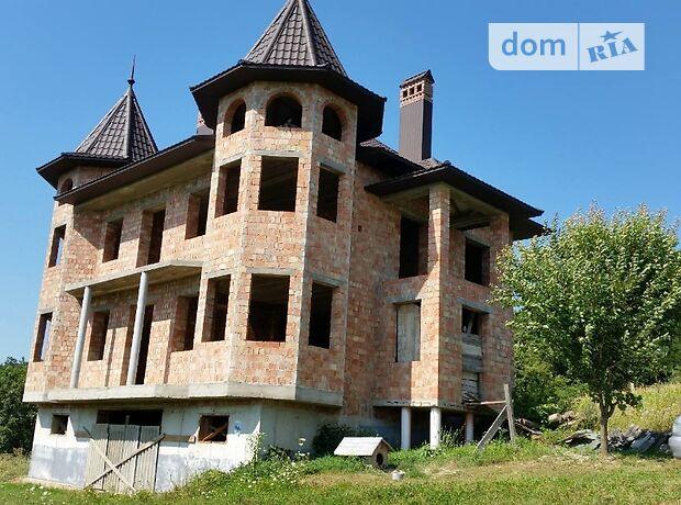 трехэтажный дом с террасой, 300 кв. м, кирпич. Продажа в Вале Кузьминой (Черновицкая обл.) фото 1