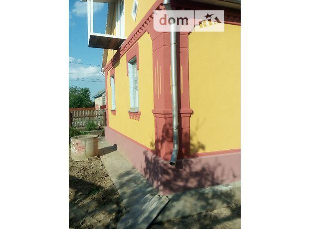 двухэтажный дом с садом, 80 кв. м, кирпич. Продажа в Гнивани район Гнивань фото 1