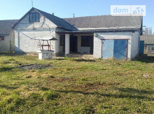 одноэтажный дом с гаражом, 68 кв. м, кирпич. Продажа в Голованевске район Голованевск фото 2