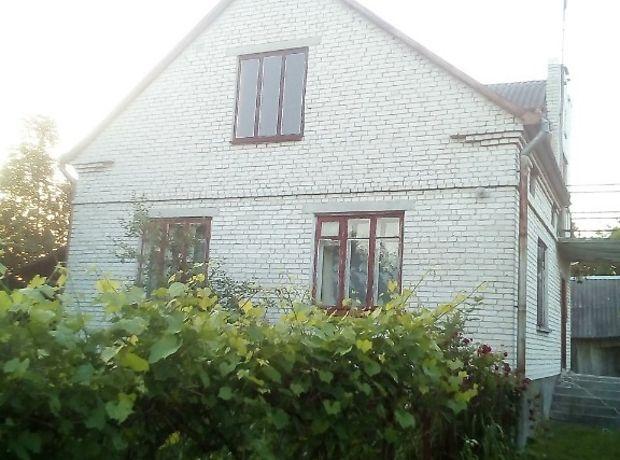одноэтажный дом с камином, 69 кв. м, кирпич. Продажа в Городке фото 1