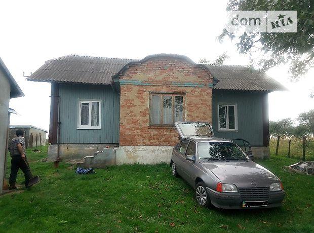 Продажа дома, 64м², Львовская, Городок, c.Хишевичи, лапаівка, дом 52