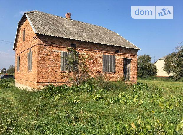 одноэтажный дом с подвалом, 111 кв. м, кирпич. Продажа в Клецко (Львовская обл.) фото 1