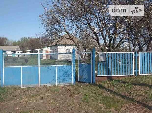 одноэтажный дом с садом, 46 кв. м, кирпич. Продажа в Каравае (Полтавская обл.) фото 1