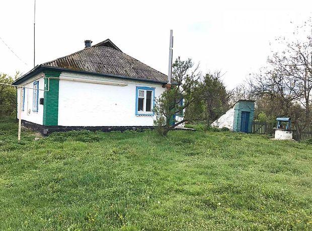 одноэтажный дом с подвалом, 80 кв. м, кирпич. Продажа в Сербиновке (Полтавская обл.) фото 1