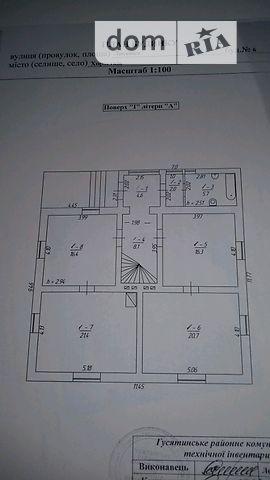 Продажа дома, 110м², Тернопольская, Гусятин, c.Хоростков