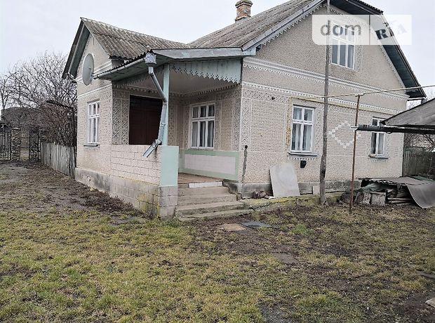 одноэтажный дом с верандой, 65 кв. м, кирпич. Продажа в Яблонове (Тернопольская обл.) фото 1