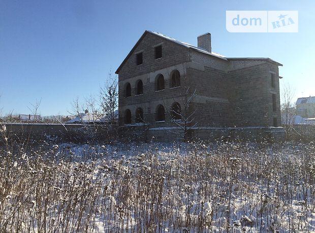 трехэтажный дом с подвалом, 720 кв. м, шлакоблок. Продажа в Бабаях (Харьковская обл.) фото 1