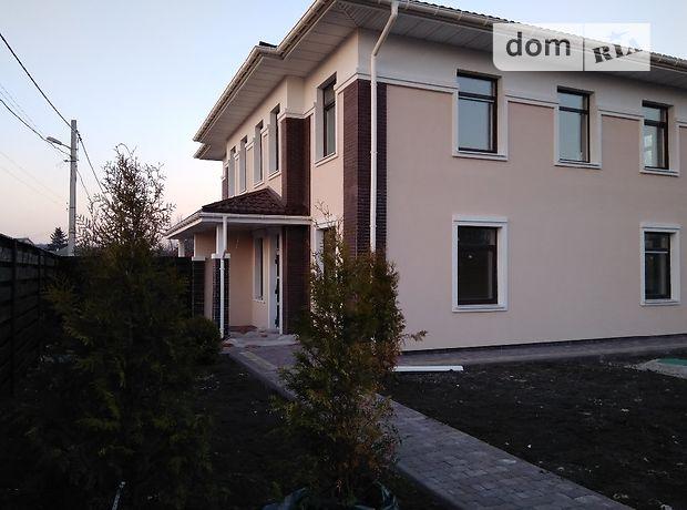 двухэтажный дом с верандой, 122 кв. м, пеноблок. Продажа в Большей Даниловке (Харьковская обл.) фото 1