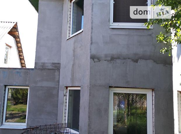 двухэтажный дом с садом, 107 кв. м, кирпич. Продажа в Черкасских Тишках (Харьковская обл.) фото 1