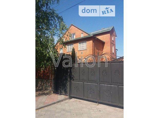 трехэтажный дом, 317 кв. м, ракушечник (ракушняк). Продажа в Харькове район Флоринка фото 1