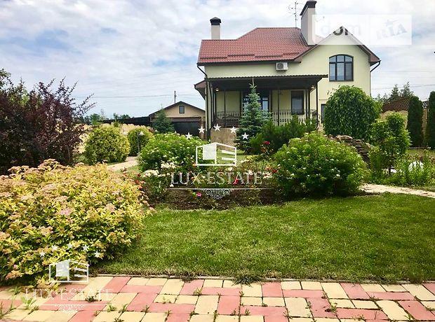 двухэтажный дом с камином, 205 кв. м, кирпич. Продажа в Харькове район Флоринка фото 1