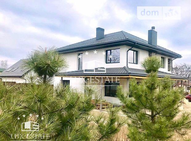 двухэтажный дом с черновой отделкой, 215 кв. м, поротерм. Продажа в Харькове район Флоринка фото 1