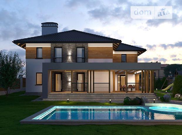 двухэтажный дом с террасой, 330 кв. м, кирпич. Продажа в Харькове район Флоринка фото 1