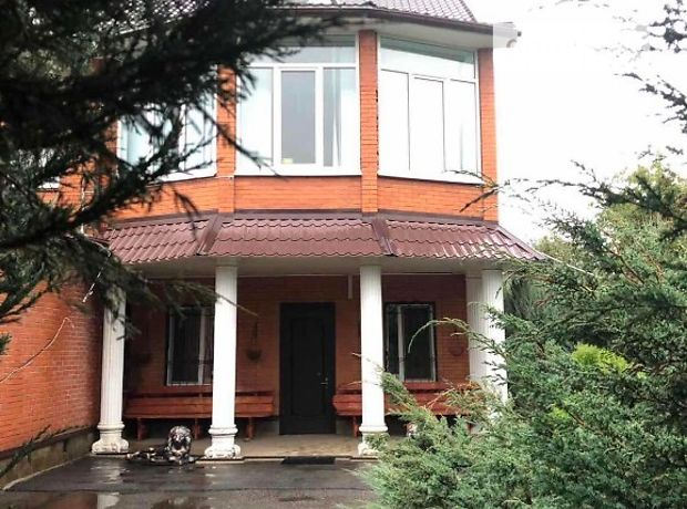 двухэтажный дом с балконом, 480 кв. м, кирпич. Продажа в Харькове район Холодная Гора фото 1