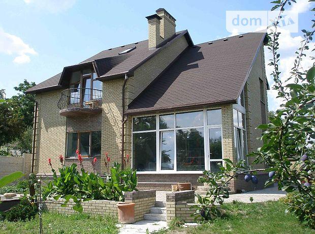 трехэтажный дом с камином, 380 кв. м, кирпич. Продажа в Харькове район Холодная Гора фото 1