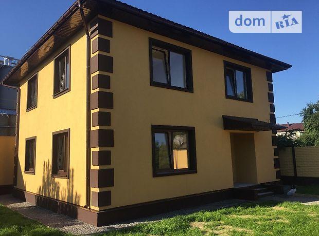двухэтажный дом с отоплением, 157 кв. м, газобетон. Продажа в Харькове район Холодногорский фото 1
