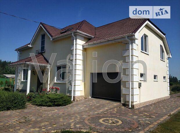 двухэтажный дом, 237 кв. м, кирпич. Продажа в Жовтневом (Харьковская обл.) фото 1