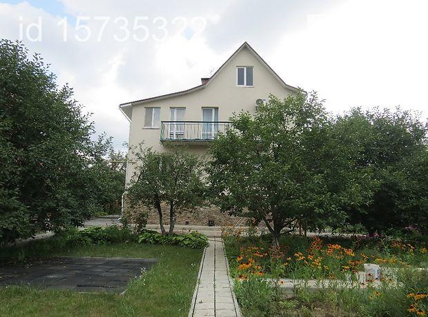 двухэтажный дом с камином, 345 кв. м, кирпич. Продажа в Харькове район Лысая Гора фото 1