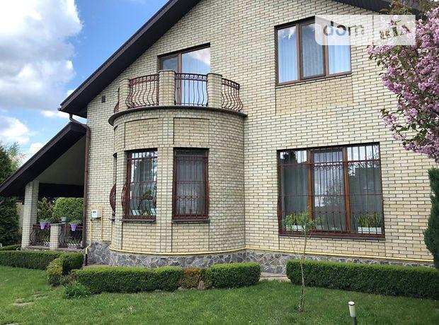 двухэтажный дом с верандой, 215 кв. м, кирпич. Продажа в Харькове район Московский фото 1