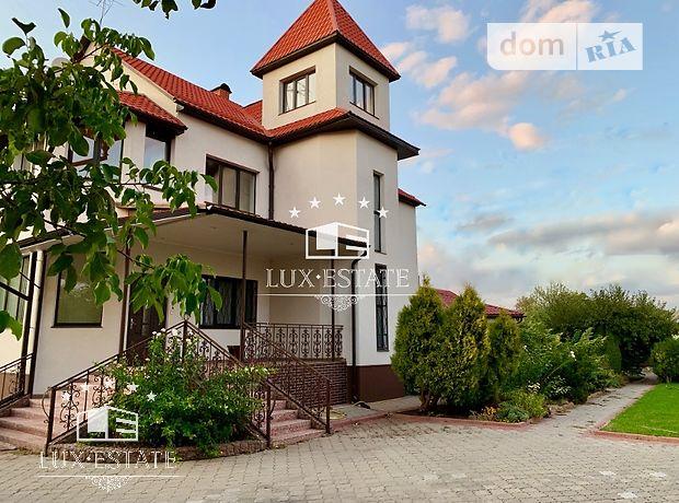 двухэтажный дом с камином, 365 кв. м, кирпич. Продажа в Харькове район Новые Дома фото 1
