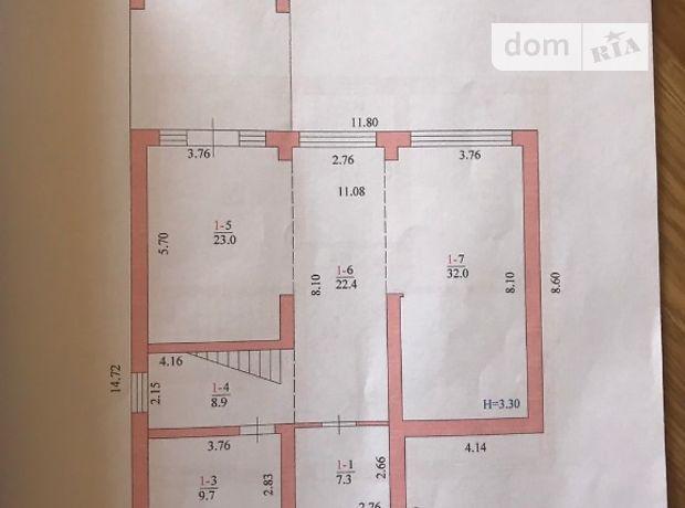 Продаж будинку, 235м², Харків, р‑н.Павлове Поле, ст.м.23 Серпня, Аральська вулиця